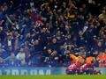 Sujud Syukur Mohamed Salah Iringi Liverpool ke Semifinal