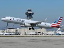 AS Tegang dengan Rusia, American Airlines Ubah Rute ke Asia