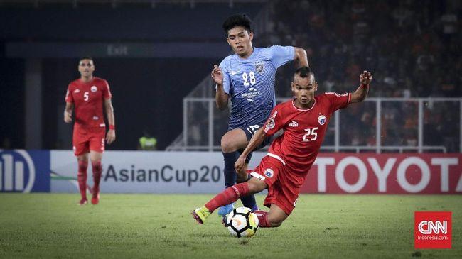 Turun Kasta, Persija Gabung Grup G di Piala AFC 2019