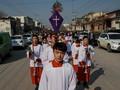 FOTO: Melihat Umat Katolik di Negeri Komunis China