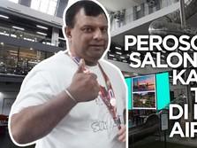 VIDEO: Perosotan, Salon, dan Kapsul Tidur di RedQ AirAsia