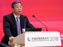 Bos Bank Sentral China Sebut Dampak Perang Dagang Signifikan