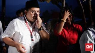 Fadli Zon 'Colek' Jokowi soal Rupiah Ambruk Rp14.108 per US$1