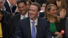 'Nasib' CEO Facebook Saat Dicecar Kongres Selama 5 Jam