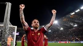 Daniele De Rossi Resmi Tinggalkan AS Roma