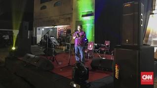 Sindir FUIB, Seniman Semarang Baca Puisi Gus Mus