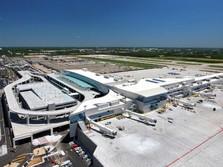 Bandara Atlanta Tersibuk di Dunia, Soetta Peringkat Ke-17