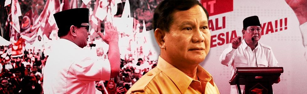 Prabowo Maju Pilpres 2019