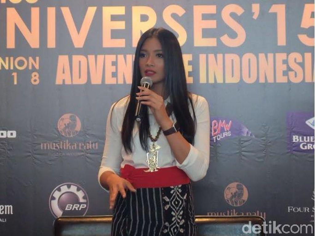 Lihat Lagi Wajah Finalis Miss Universe 2015 yang Reuni di Indonesia