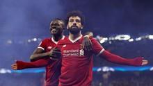 Mohamed Salah Rebut Gelar Pemain Terbaik Liga Inggris