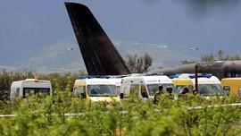 Kecelakaan Pesawat Militer Aljazair Tewaskan 257 Orang