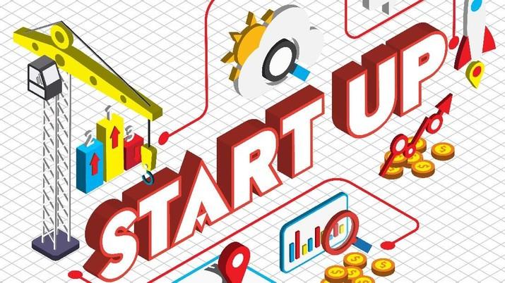 Menjamurnya perusahaan rintisan teknologi (startup) di Indonesia, diklaim menjadi bukti bahwa ekosistem digital mulai tumbuh dengan baik.