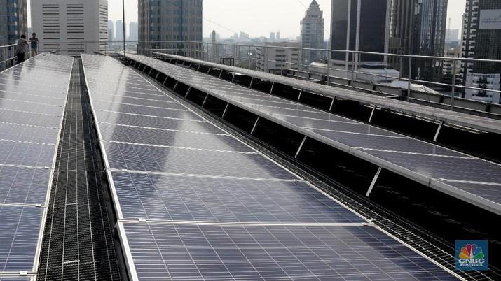 PLN buka-bukaan soal skema bisnis listrik PLTS