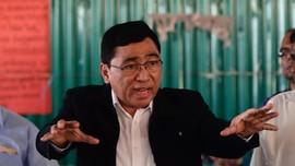 Pertama Kalinya, Menteri Myanmar Kunjungi Kamp Rohingya