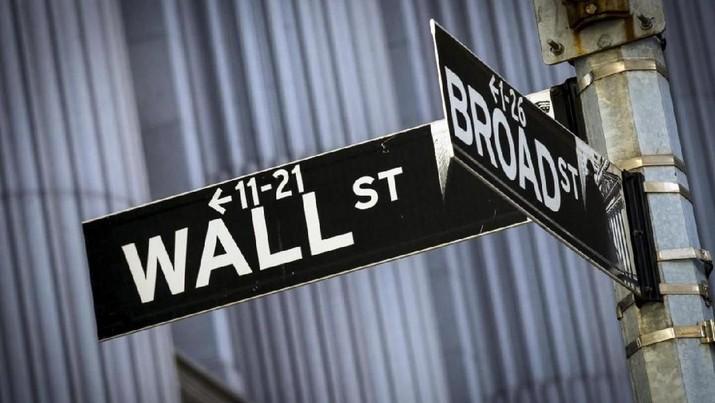 Pasca Sell-Off, Wall Street Bersiap Dibuka Menguat