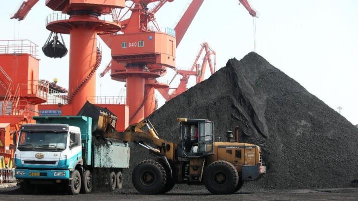 Kuartal I-2018 Penjualan Batu Bara PTBA Naik 116%