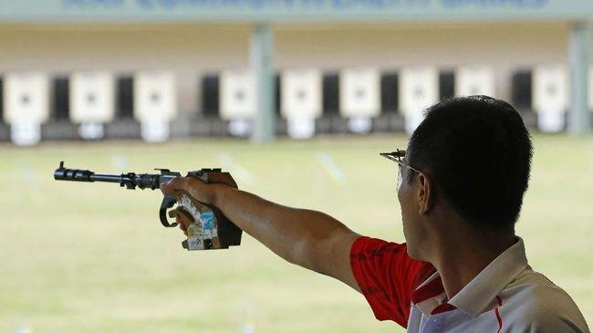Venue Menembak Belum Ditentukan Jelang Asian Para Games