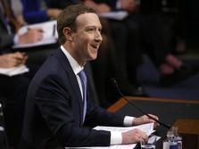 Gaji Bos Facebook Cuma Rp 14 Ribu, Tapi Tunjangannya Rp 145 M