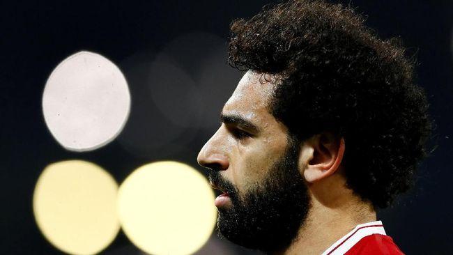 Mohamed Salah Siap Buang Sepatu Emas Demi Liga Champions