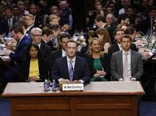 Anggap Sudah Selesai, Facebook Tak Laporkan Kebocoran Data