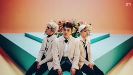 Album EXO-CBX 'Blooming Days' Dominasi Tangga Musik Dunia