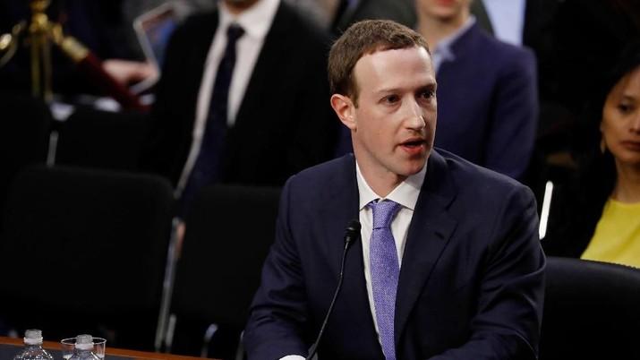 Banyak Skandal, Zuckerberg Menolak Mundur dari Facebook