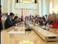 VIDEO: Menlu Korut dan Rusia Bertemu di Moskow