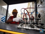 PGN Pasok Gas Ke Pabrik Baja Otomotif Terbesar RI