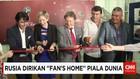 Rusia Dirikan ''Fan's Home'' Piala Dunia