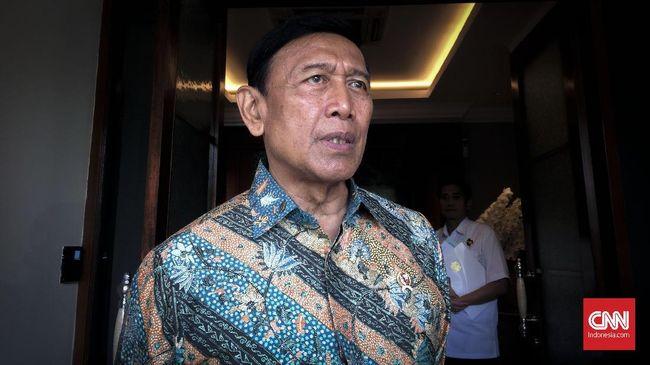 Cerita Wiranto Terguncang Gempa 7 SR saat 'Dinner' di Lombok