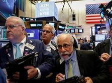 Kinerja Keuangan Bikin Gemetar, Wall Street Bakal Merah Lagi