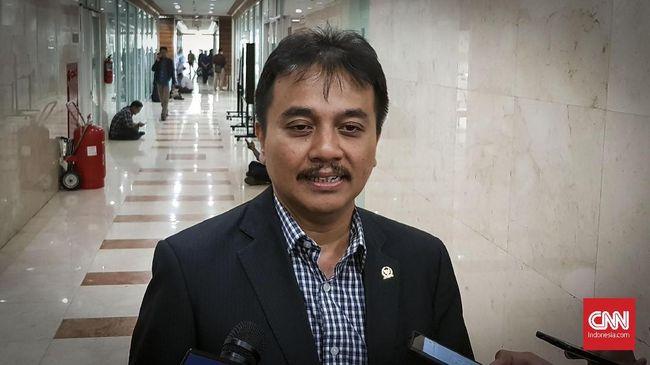 Kisruh Aset, Roy Suryo Ajukan Non-Aktif dari Demokrat
