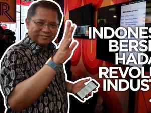VIDEO: Indonesia Bersiap Hadapi Revolusi Industri 4.0
