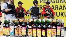 Bos Besar Miras Oplosan Cicalengka Kabur ke Luar Pulau Jawa
