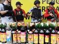 Tiga Warga Tewas, Penjual Miras Oplosan di Surabaya Tersangka