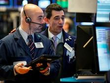 Kecemasan Perang Dagang Hambat Langkah Wall Street