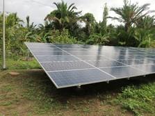 Pembangkit Listrik Tenaga Surya 'Musi Green Hybrid' Dibangun