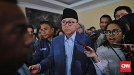 Zulkifli Hasan Diperiksa KPK soal Suap Alih Fungsi Hutan 2014