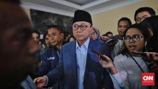Sandiaga Sebut PAN Ajukan Zulkifli Jadi Cawapres Prabowo