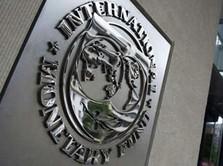 IMF Ramal Ekonomi RI Tumbuh 5,1% Tahun Ini