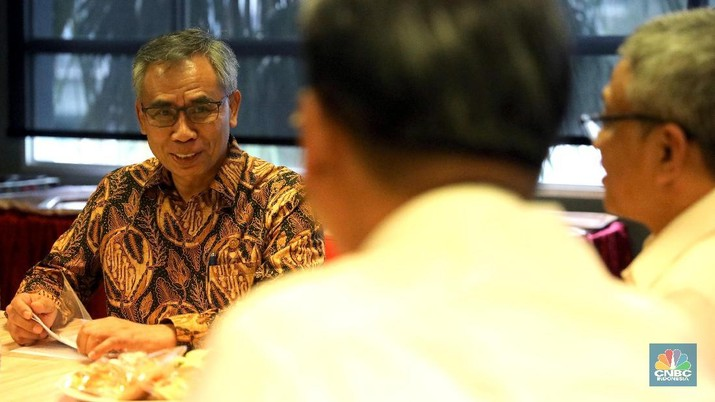 Ketua OJK Pede Bunga Deposito Tak Ikut Naik Ikuti Bunga Acuan