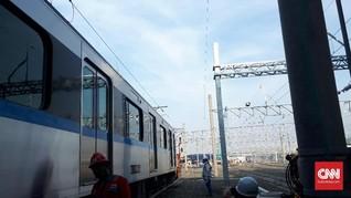 Dicoret dari PSN, Pendanaan MRT Fase III Tak Bakal Seret