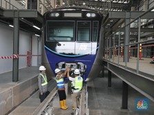 DKI Jakarta Siram Subsidi Rp 700 Miliar Buat MRT