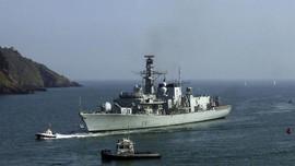 Inggris Kerahkan Kapal Perang untuk Awasi Korut