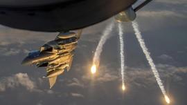 Jet Tempur AS F-15 Jatuh di Okinawa