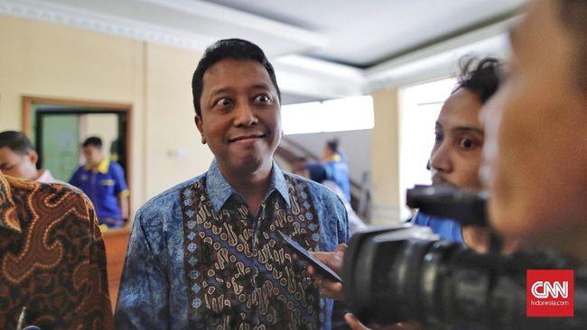 Romi Ditangkap di Depan Posko Jokowi, Ketua TKD Jatim Kalem