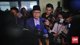 KSPI Dukung Prabowo, Zulhas Sebut Buruh Gerakan Politik