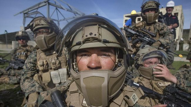 AS Pertimbangkan Minta 5.000 Tentara Tambahan di Timur Tengah