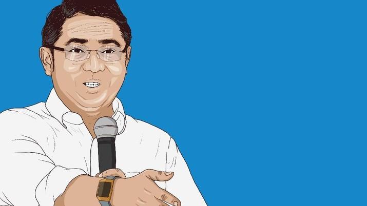 Menkominfo Rudiantara mengungkapkan dua masalah krusial yang tengah dihadapi Facebook di Indonesia.