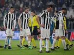 Tersingkir dari Liga Champions, Saham Juventus Turun 1,66%
